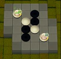 決戦!乱天丸のステージ2の画像