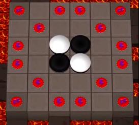 決戦!インフェルノタイガーのステージ2の画像